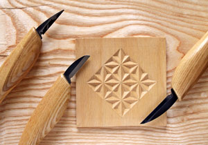 wood carving knives