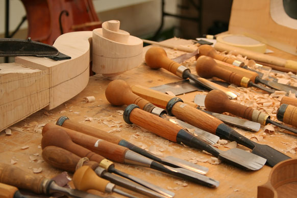wood carving tool handles